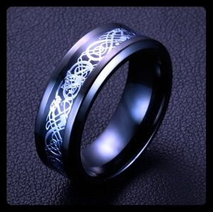 Other - Black Wedding Band